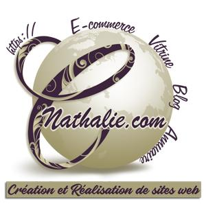 Cnathalie Creation de site Antibes Nice Cannes